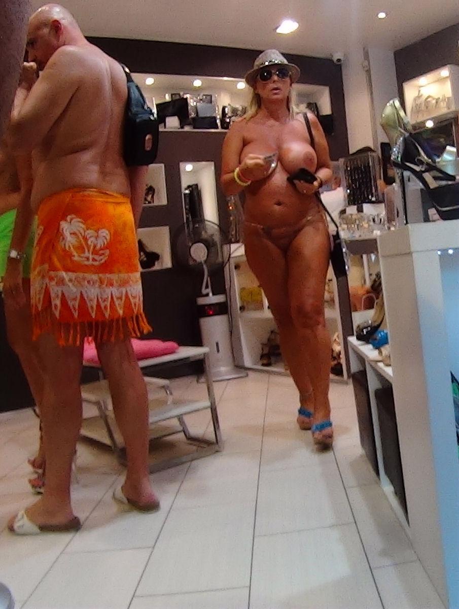 nøgen galleri cap agde sex
