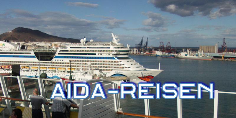 Aida Reisen FKK-Deck