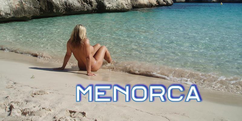 FKK in Menorca