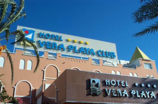 FKK-Hotel Vera Playa