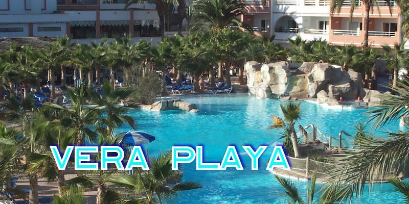 FKK-Anlage Vera Playa Südspanien